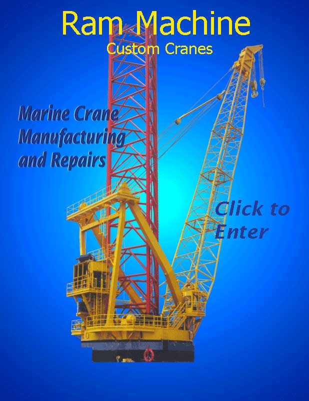 Welcome to Ram Crane- Click to Enter